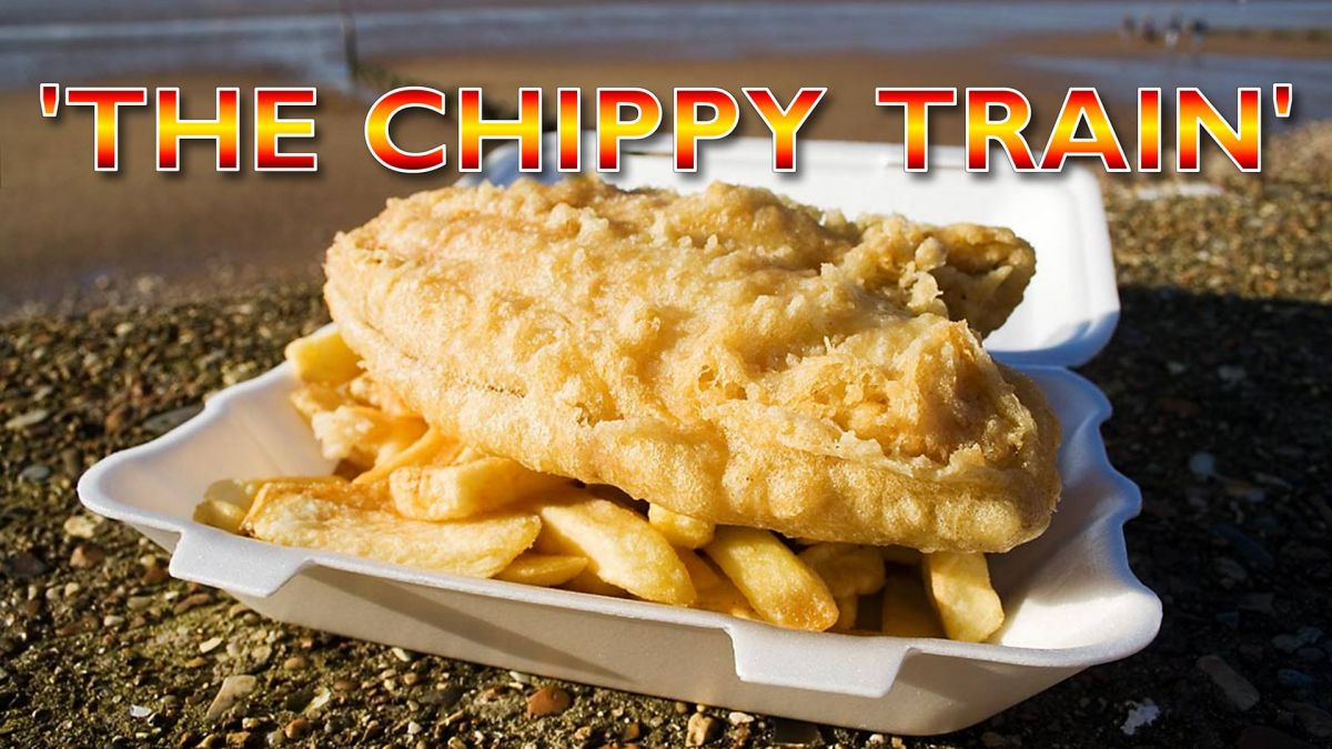 Fish and Chips on board!