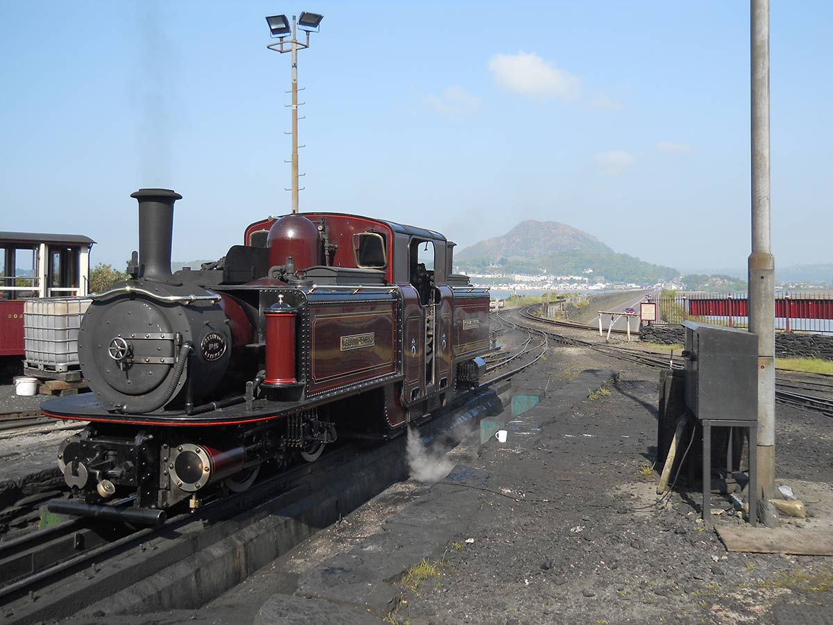 Ffestiniog Railway Behind The Scenes