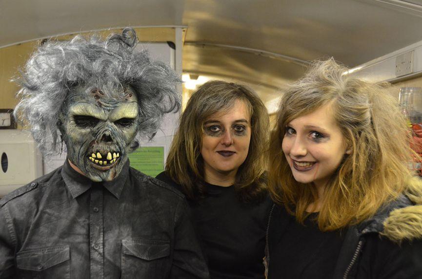 Welsh Highland Railway Halloween Train