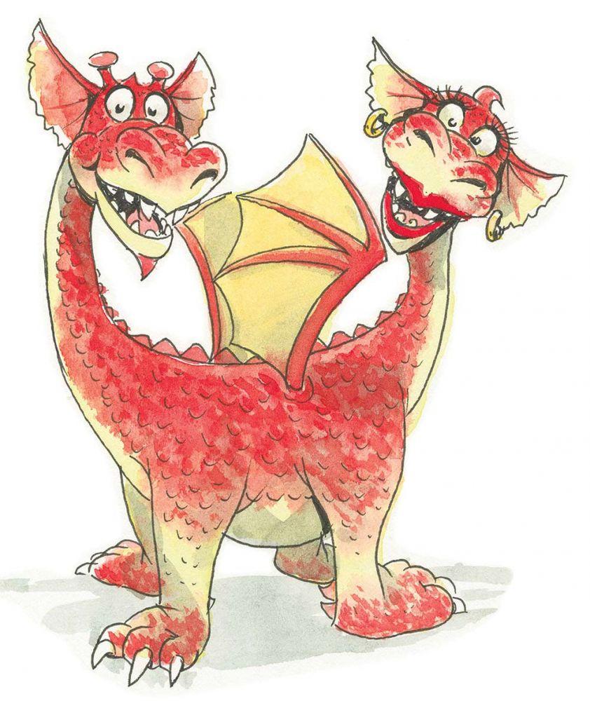 De & Gog - Our own double-headed dragon