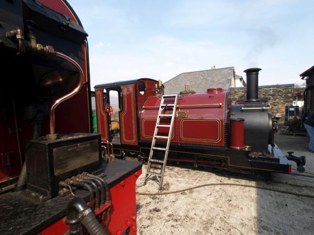 Prince nears completion at Boston Lodge Works