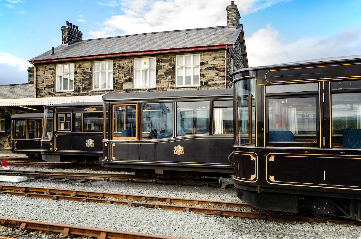 Ffestiniog & Welsh Highland Railways is finalist in International Tourism Awards